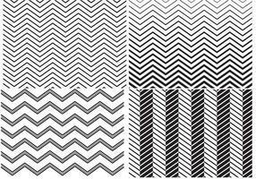 zig_zag_pattern_vectors
