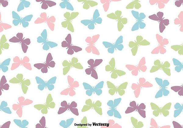 cute_butterfly_icon_seamless_pattern