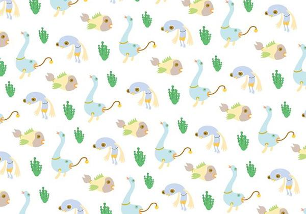 pattern_illustration_with_underwater_creatures