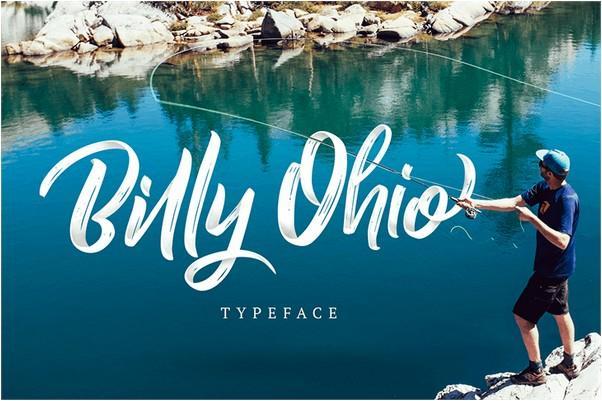 billy_ohio_font