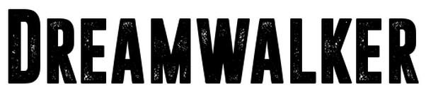 dreamwalker_font