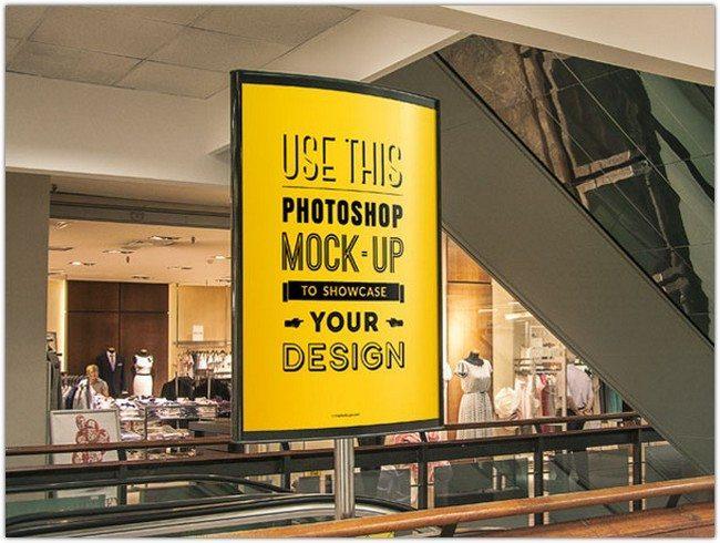 indoor_advertising_poster_mockup