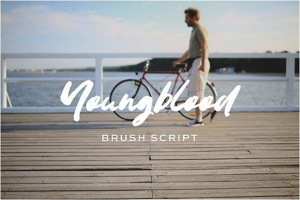 youngblood_font