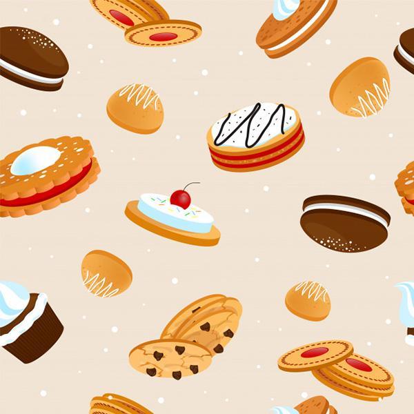 cookies_seamless_pattern