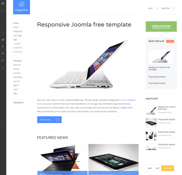magazine_free_joomla_template_for_blog