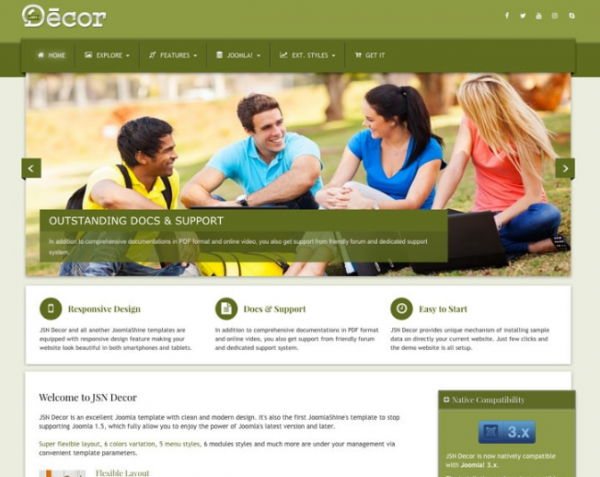 jsn_decor_2_fresh_education_template