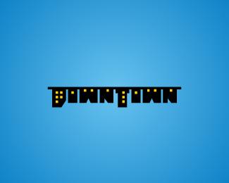 down_town_logo