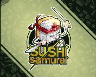 sushi_samurai_logo