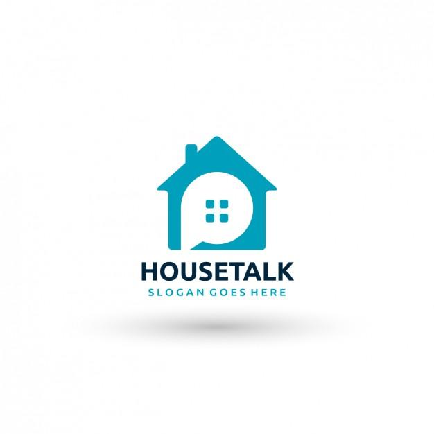 house_logo_template