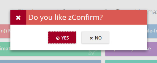 zConfirm