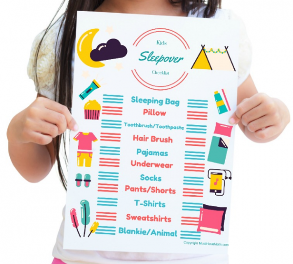 free_printable_kids_sleepover_checklist_template
