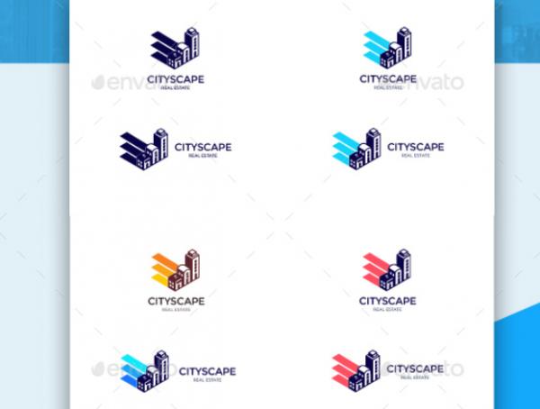 cityscape_creative_logo_template