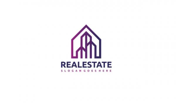 fully_editable_real_estate_eps_logo