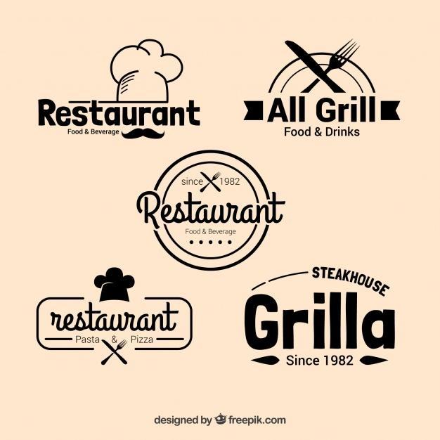 pack_of_restaurant_logos_in_vintage_design