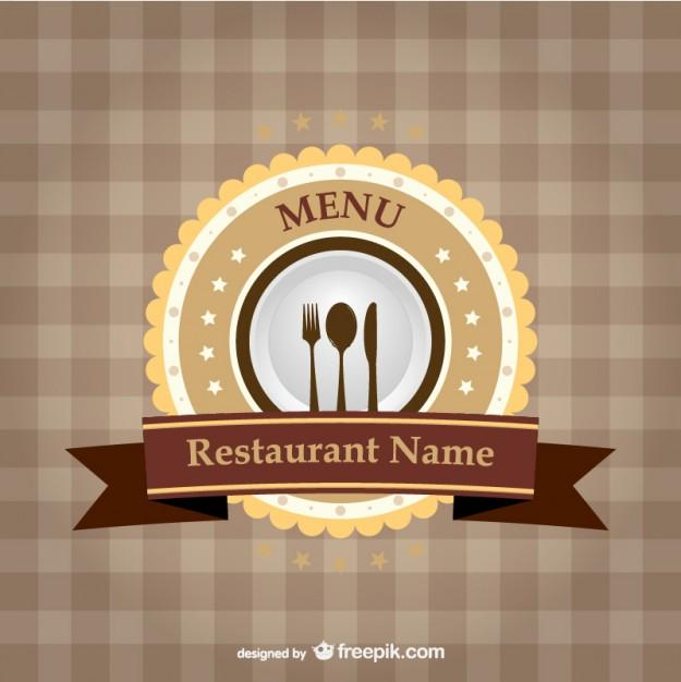 restaurant_brand_ribbon_template