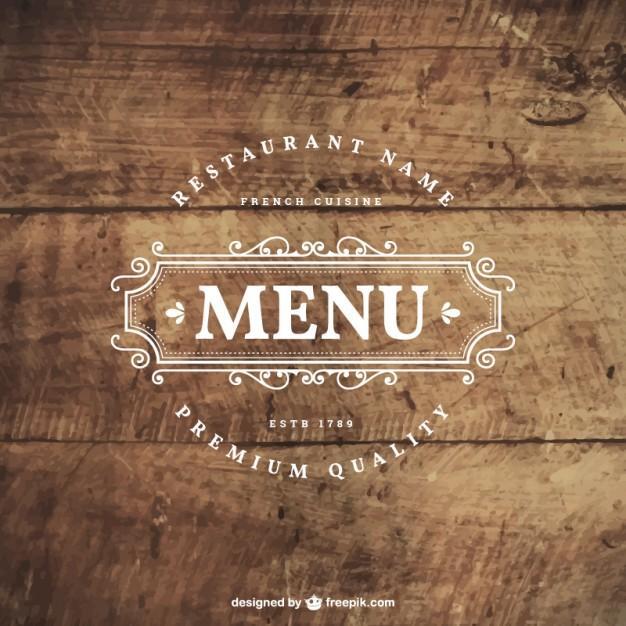 retro_restaurant_badge_on_wood_template