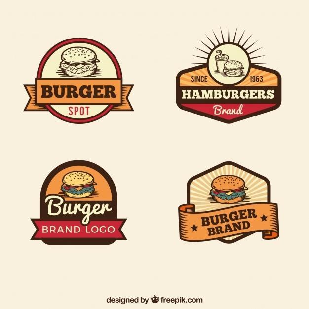 vintage_selection_of_burger_logos
