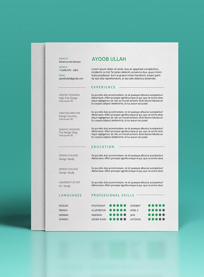 free_any_industry_resume