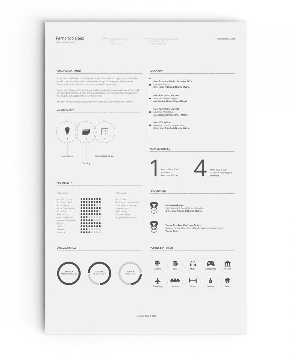 free_minimal_resume_template_2018