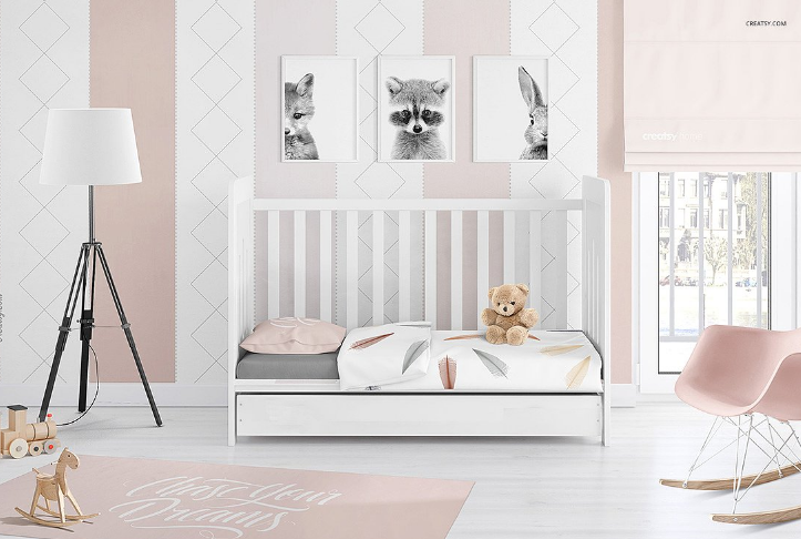 20 Photorealistic Psd Room Mockup Templates Utemplates