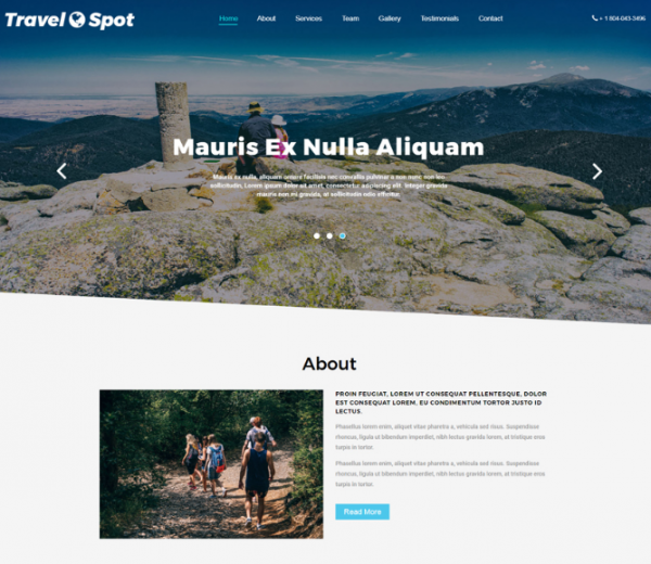 travel_spot_bootstrap_template