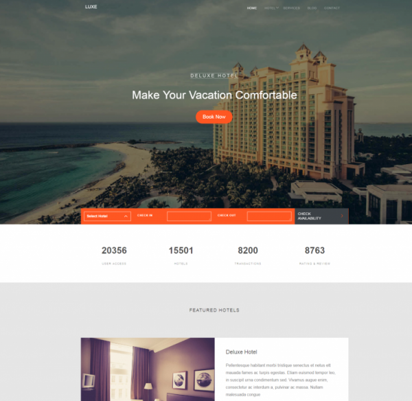 luxe_free_css_template