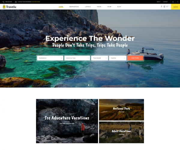 travelu_tour_booking_template