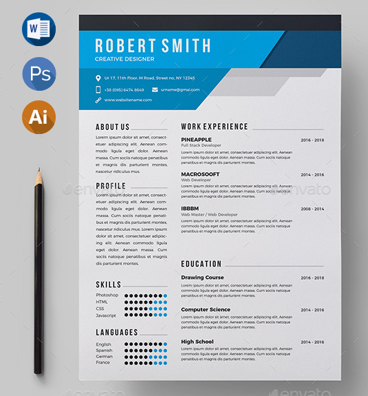 professional_a4_paper_size_resume_template_in_ms_word_psd_illustrator