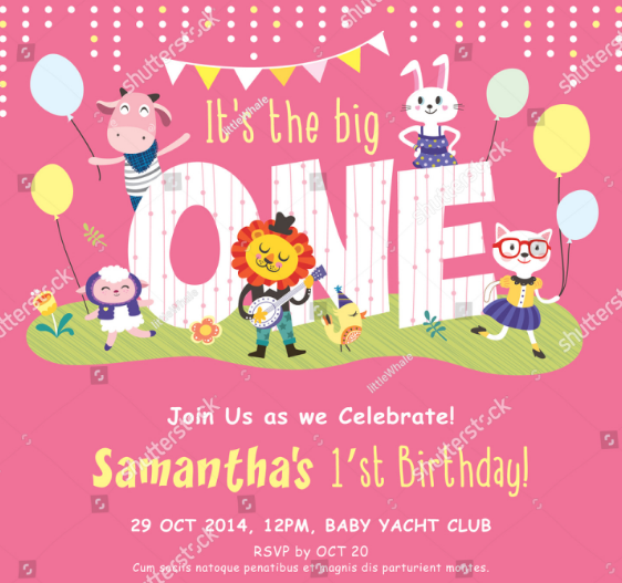 samantha_s_1st_birthday_party_invitation_card