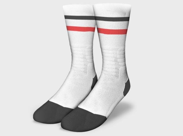 10 PSD Socks Mockup Templates | UTemplates