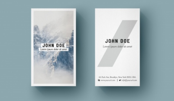 20 unique vertical business card mockup free psd utemplates a free vertical business card mockup with shadow effect its fully customizable and free to download reheart Choice Image