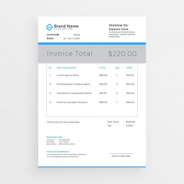 minimal_style_invoice_template_design