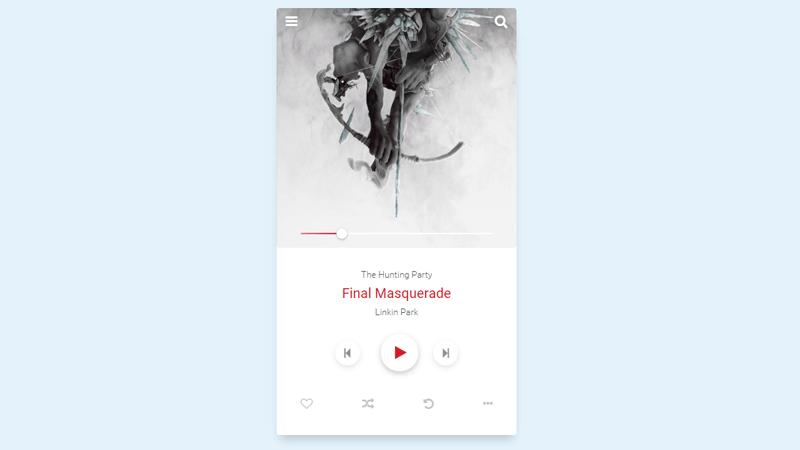 music_player_ui_design