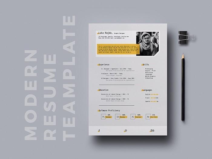 resume_temaplate_1_huefive