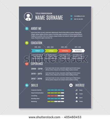 vector_resume_cv_template_a4_letter.