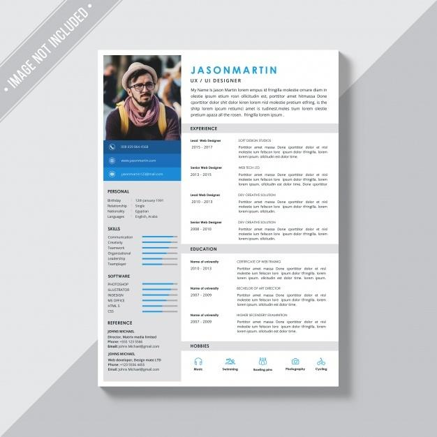 white_cv_template_with_blue_and_grey_details