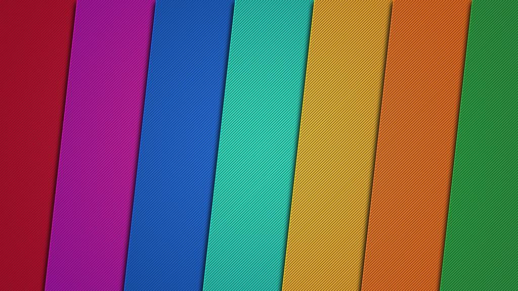 thin_diagonal_stripes_in_seven_color_combinations