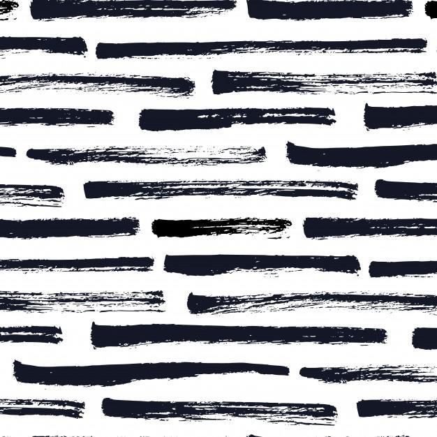 dry_brush_stripes_pattern