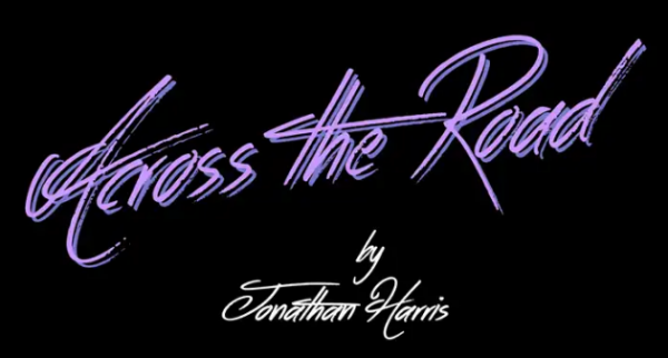 across_the_road_font