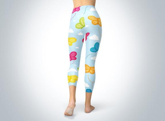 legging mockup psd beautiful leggings mockups for your project   utemplates