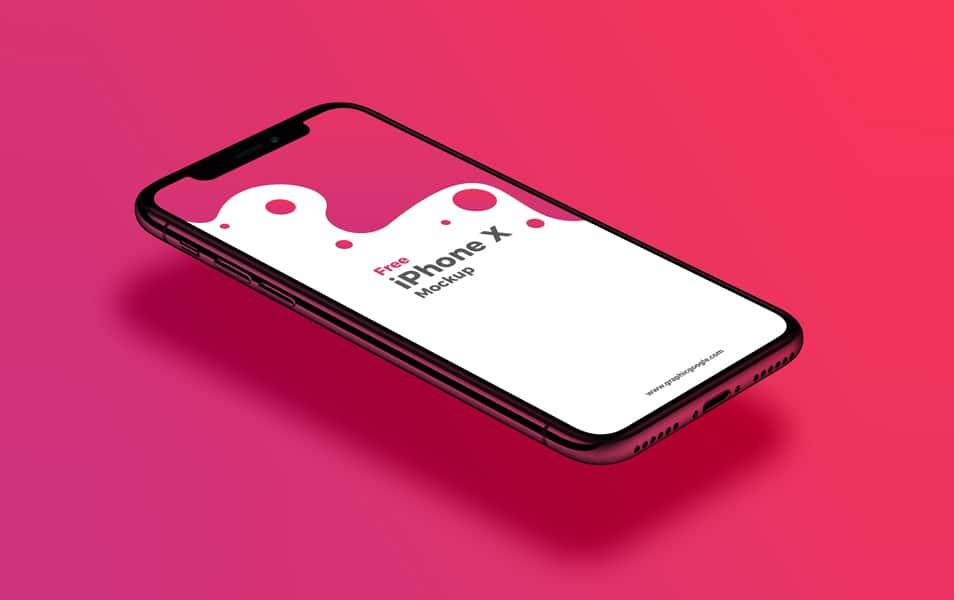 free_perspective_view_iphone_x_mockup