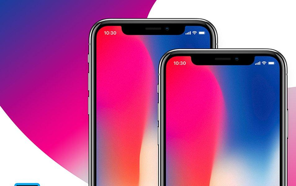 free_iphone_x_presentation_mockup_vector