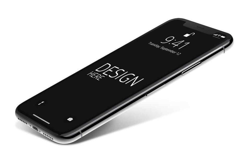 new_iphonex_psd_mockup_freebie