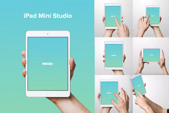 i_pad_mini_studio_mockups_with_different_angles_and_perspectives