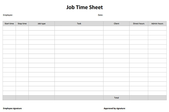 5 free monthly based timesheet templates excel pdf utemplates