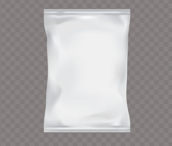 white_rectangular_plastic_sack_packing