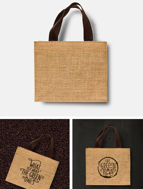 free_eco_sack_bag_mock_up