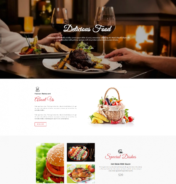 madison_joomla_restaurant_template