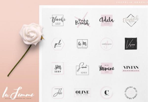fresh_minimalist_feminine_logos_pack