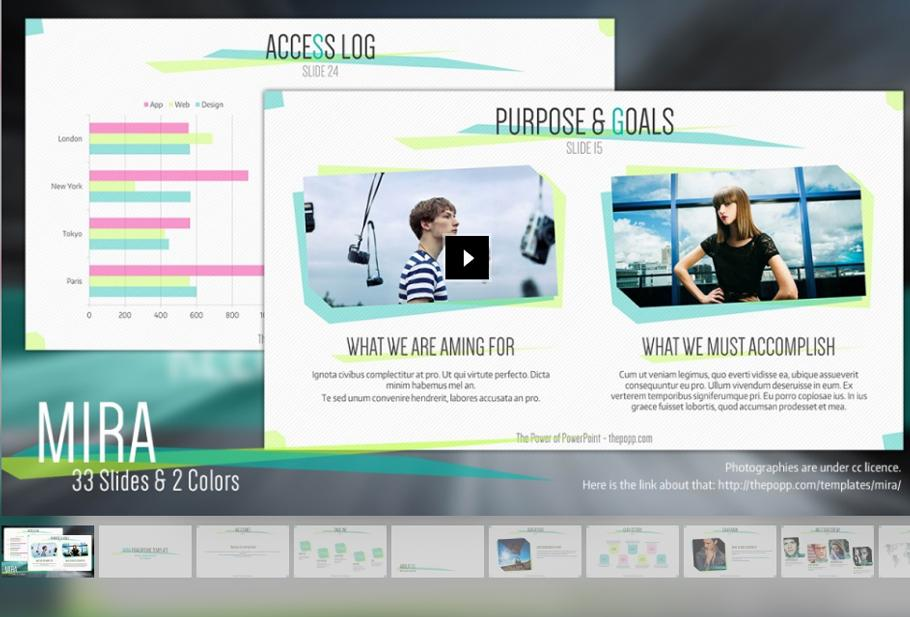 mira_powerpoint_template